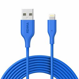 Anker Powerline 10ft Lightning Cable MFi Certified for iPhon