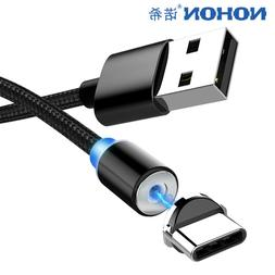 NOHON Strong Magnetic <font><b>Cable</b></font> Micro USB Ty