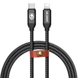 USB C to Lightning Cable, METRANS 3FT 1M USB 3.0 Type C to L