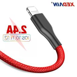 USB Fast Charging <font><b>Cable</b></font> For Apple iPhone