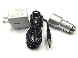 Wall & Car Charger w/ 30FT USB iWALK Cell Phone Power Bank w